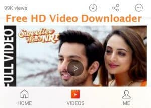 VidMate HD Video Downloader Mobile App