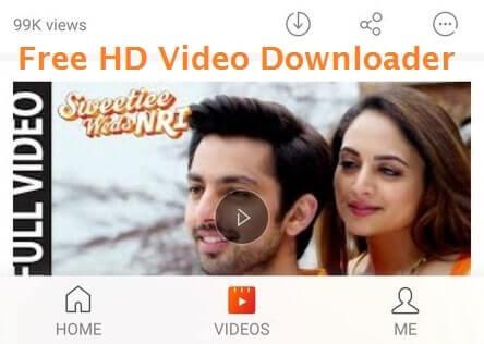 VidMate HD Video Downloader Mobile App